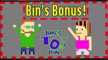BINS BONUS - Pixar's Toy Story Earasers Series 4 _ Bins Toy Bin-ropvohxXV
