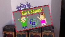 BINS BONUS - Pirates of the Caribbean Series 2 Vinylmations _ Bins Toy Bin-TvpN
