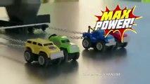 Max Tow Truck Max Mini Haulers Rev N Tow Off Road Playset Toy Review Kids fun From Jakk Pa