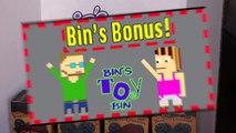 BINS BONUS - Pirates of the Caribbean Series 2 Vinylmations _ Bins Toy Bin-TvpNavw65