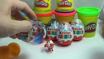5 Kinder Surprise - Kinder Surprise Marvel, Kinderino Sport [Eggs Unboxing Kinder Surprise]