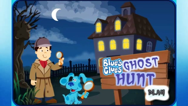 Blues Clues Halloween Ghost Hunt - Blues Clues Full Game Walkthrough Episode