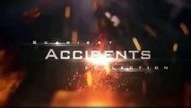 Accident de voiture mortel en direct - Caméra de surveillance [Sécurité]+18 p