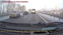 Russie accident de voiture ✦ accident de voiture russe ✦ conduite de voiture russe ✦ novembre