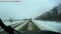 Russe Car crash crash compilation décembre ✦ Russie Car