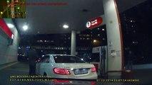 Fools sur la station d'essence ✦ Supercar les idiots du conducteur ✦ Driver Idiots Compilati