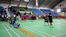 Badminton - Türk Milli Takımı, Finalde Bulgaristan'ı 3-2 Yenerek Şampiyon Oldu