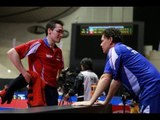 ZEN NOH 2014 WTTTC Highlights: Adrien Mattenet Vs Kalinikos Kreanga