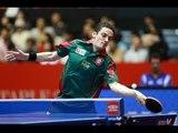 ZEN NOH 2014 WTTTC Highlights: Marcos Freitas vs Adrien Mattenet
