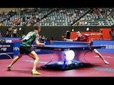 ZEN NOH 2014 WTTTC Highlights: Tiago Apolonia vs Adrien Mattenet