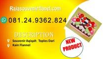 081249362824 Kreasi Flanel Lucu, Souvenir Murah , Souvenir Ulang Tahun Anak
