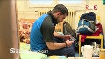 La cricket story des réfugiés en France