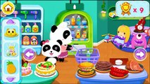 Baby Pandas Supermarket | Explore And Find & Learn And Have Fun | Babybus Kids Games