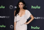 Silver Bombshell! Shay Mitchell Shows Off Her Incredible Curves In A Revealing Dress
