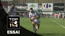 TOP 14 ‐ Essai Alexandre DUMOULIN (MON) – Brive-Montpellier – J22 – Saison 2016/2017