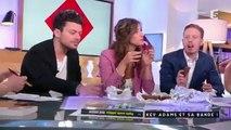 Kev Adams fait manger un space cake à l'équipe de C à vous à leur insu