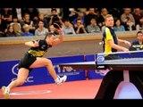 Swedish Open 2013 Highlights: Xu Xin/Jens Lundqvist vs Yan An/Par Gerell (Final)