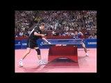 WTTC 2003 Highlights: Werner Schlager vs Joo Se Hyuk (Final)