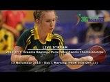 2013 ITTF PTT Oceania Regional Para Table Tennis Championships - Day 1 Morning
