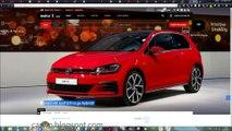 PHOTOSHOP New 2020 Volkswagen Golf MK8 GTI Hybrid 400 hp @ Golf GTE Sport Concept #GOLF8