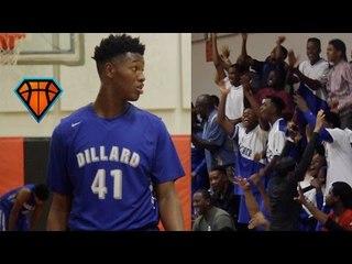 6'8 RaiQuan Gray Sets The Tone For Dillard In Season Opening Win!! | Dillard vs Northeast Highlights
