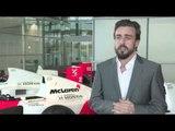 Declaraciones Fernando Alonso tras fichaje por McLaren-Honda