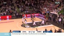 Basketball Champions League : Asvel - Tenerife, match nul