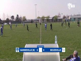 Gainneville (B) / Beuzeville : 2-2