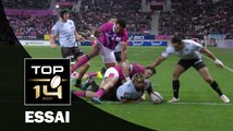 TOP 14 ‐ Essai Mathieu BASTAREAUD (TLN) – Paris-Toulon – J22 – Saison 2016/2017