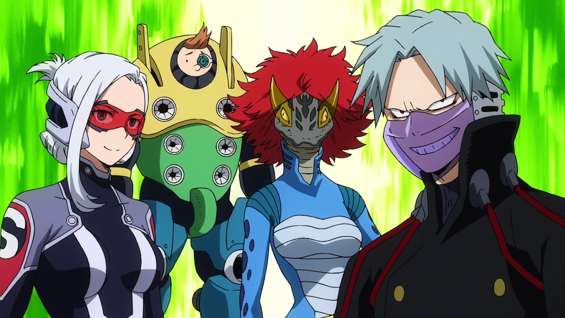 Trailer My Hero Academia Training Of The Dead Video Dailymotion