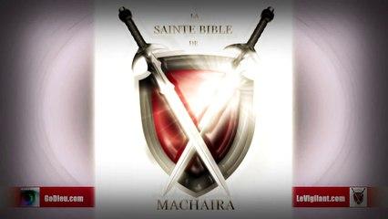 La Sainte Bible de Machaira 2016 - Apocalypse 7 - LeVigilant.com