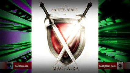La Sainte Bible de Machaira 2016 - Apocalypse 10 - LeVigilant.com