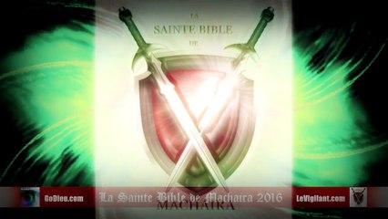 La Sainte Bible de Machaira 2016 - Apocalypse 14 - LeVigilant.com