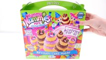 Terrific Yummy Nummies Cake Maker Making Awesome Mini Birthday Cakes Funny Birthday Cards Online Inifofree Goldxyz