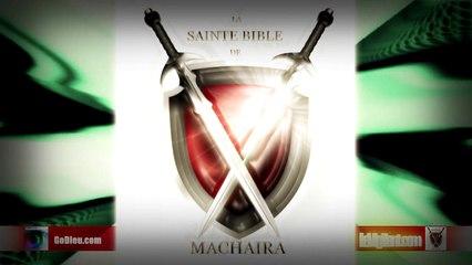 La Sainte Bible de Machaira 2016 - Apocalypse 15 - LeVigilant.com