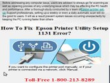 How to solve paper jam or paper feed error in Epson printer - video