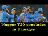 India Vs England: Here's 8 interesting images from Nagpur T20 | Oneindia News