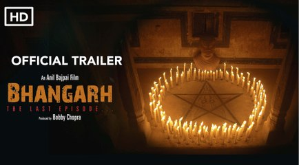 Bhangarh: The Last Episode | Official Trailer | New- Upcoming Indian Horror Film 2017