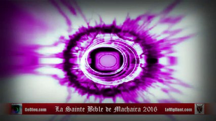 La Sainte Bible de Machaira 2016 - Apocalypse 18 - LeVigilant.com