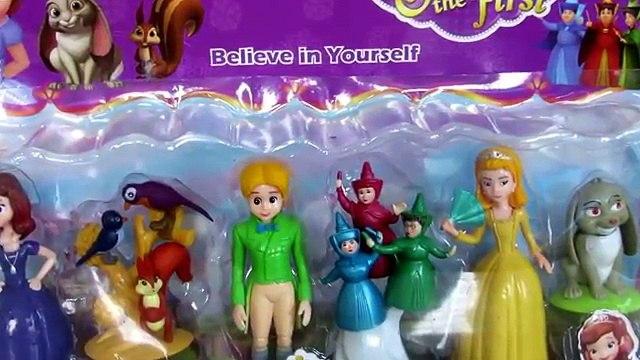 SHOPKINS Shopping Carts Surprise Disney Princess Sofia Peppa Pig Funtoyscollector Disney T
