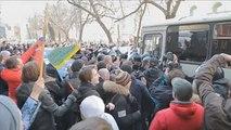 """EEUU condena la detención de """"cientos de manifestantes pacíficos"""" en Rusia"""