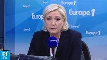 Marine Le Pen a parlé terrorisme avec Vladimir Poutine