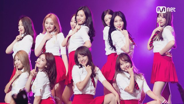 [KCON 2016 LA×M COUNTDOWN] 아이오아이 (I.O.I) _ INTRO+Dream Girls