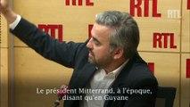 """Alexis Corbière : """"Haut les coeurs, amis Guyanais, votre combat est légitime"""""""