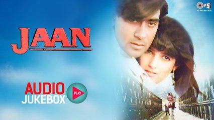 Jaan Audio Songs Jukebox | Ajay Devgan, Twinkle Khanna, Anand Milind | Hit Hindi Songs