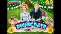 Barbie Picnic Date - Barbie and Ken Dress Up Games for Girls - Barbie Girl Games Play