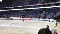 2017 WC Helsinki Practice Day 1 - Wakaba Higuchi SP Run-through