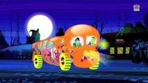 Wheels on the Bus part 2 - 3D Kids Rhymes | Color Crew Babies | Nursery Rhymes for Kids |