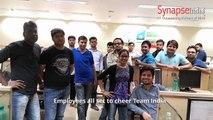 SynapseIndia Events-  India V-s Australia World Cup Semifinal Screening