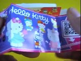 FROZEN Filly Ponies Disney Princess Belle Hello Kitty Kinder Surprise Eggs Unboxing